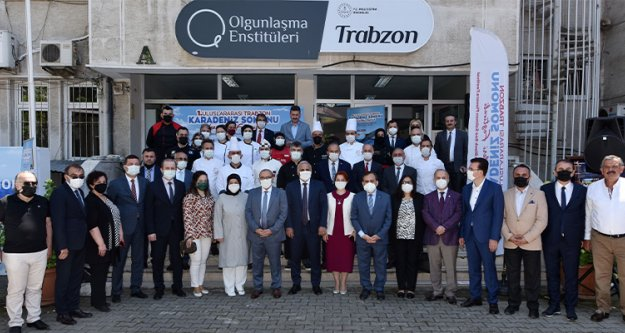 1.Uluslararası Trabzon Karadeniz Somonu Lezzetleri Festivali gerçekleştirildi