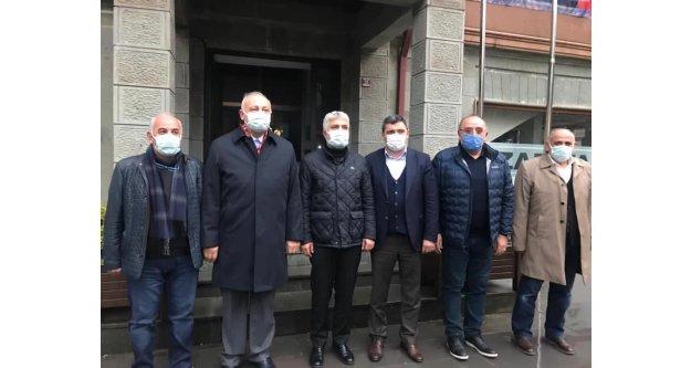 Adnan Günnar: 'Araklı'da projeler hız kesmeden devam ediyor'