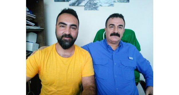 Ahmet Sezgin, Kelkit'de kenetlenme zamanı geldi.