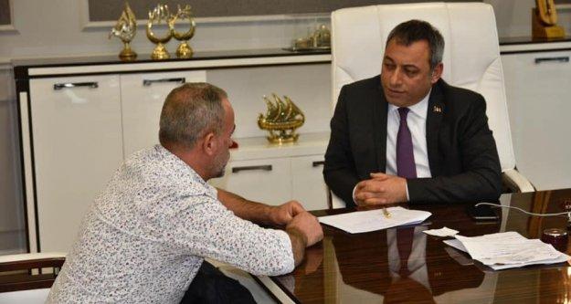 AK Parti Trabzon İl Başkan Adayı Selahattin Çebi açıklamalarda bulundu.