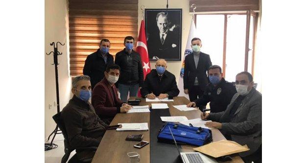 Araklı Belediyesi 3 yıllık toplu iş sözleşmesi imzaladı.