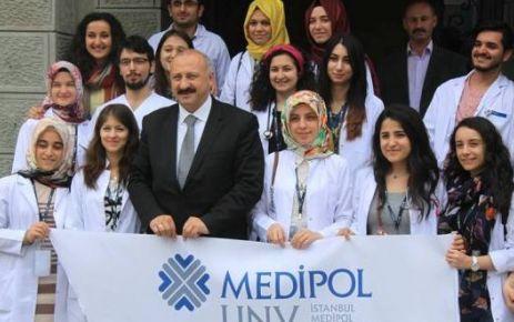 Araklı'da sağlık taraması yapıldı