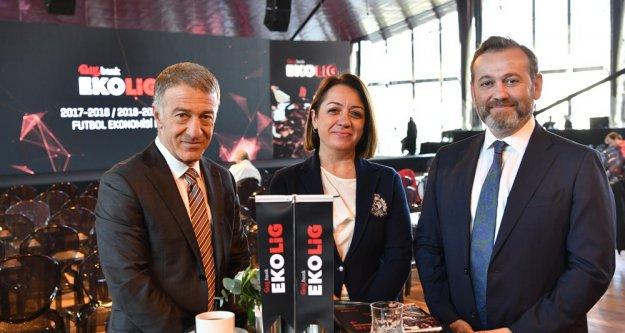 Başkanımız Ahmet Ağaoğlu, EkoLig lansmanına katıldı
