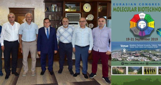 Biyoteknoloji Kongresi 19 Eylülde Trabzonda Toplanacak