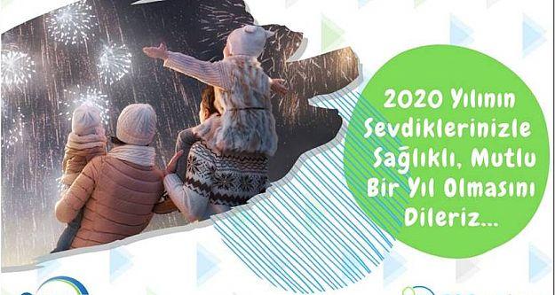 Çoruh Elektrik yeni yıl mesajı...