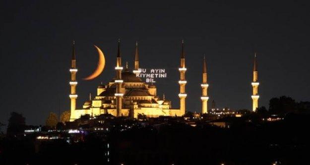 COVID-19 SALGINI KAPSAMINDA RAMAZAN AYI ÖNERİLERİ...