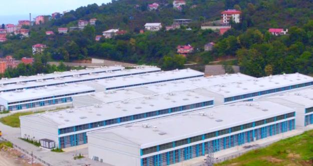 Cumhurbaşkanı Erdoğan, Telekonferans ile Sanayi Sitesinin Açılışını Yapacak...