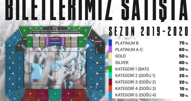 Denizlispor maçı biletleri satışa sunuldu