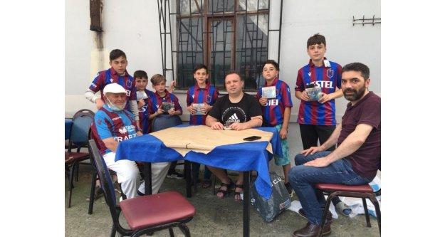Elchin Ibadov'dan Ahmet Dede'ye destek geldi