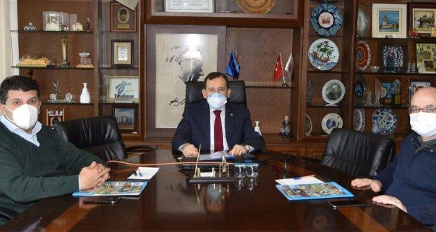 Erzincan-Gümüşhane-Trabzon Demiryolu Platformu'ndan Cumhurbaşkanı Erdoğan'a teşekkür
