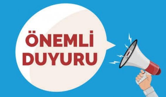 ESNAFLARIN DİKKATİNE!