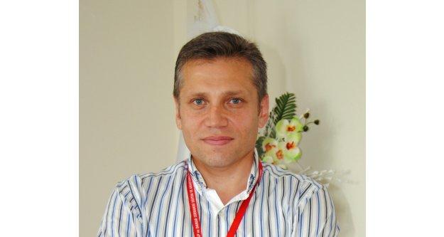 Farabi Hastanesi'nin yeni Başhekimi Prof. Dr. Celal Tekinbaş