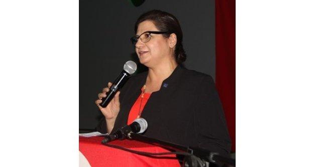 Fulya Bankoğlu'nun 'AVM'lerde alınması gereken önlemler konulu' basın açıklaması...