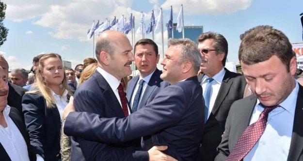 Gökhan GEDİKLİ'den Bakan Soylu'ya geçmiş olsun mesajı...