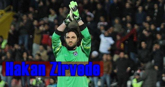 Hakan Zirvede