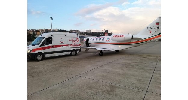 Hava 61 Helikopter Ambulans