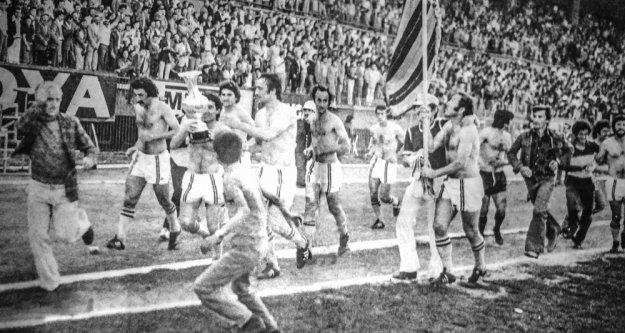 İlk Türkiye Kupası'nın Hikayesi...
