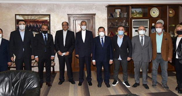 İran ile ticari ve kültürel ilişkilerimizin gelişmesini bekliyoruz