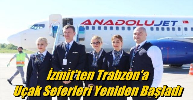 İzmit'ten Trabzon'a...