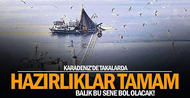 Karadeniz#039;de av yasağı kalkıyor, balık bu yıl bol olacak.
