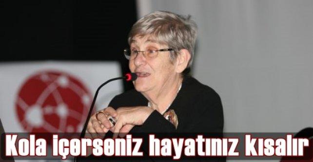 """Karatay: 'Kola Eroin Gibidir"""""""