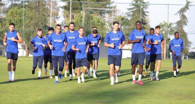 Kasımpaşa maçı hazırlıklarımız başladı.
