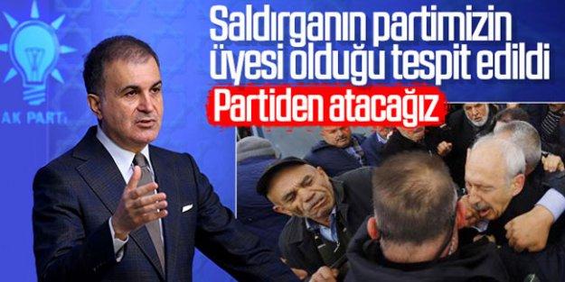 Kılıçdaroğlu'na saldıran kişilerden biri AK Parti üyesi...