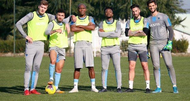Konyaspor maçı hazırlıklarımız başladı