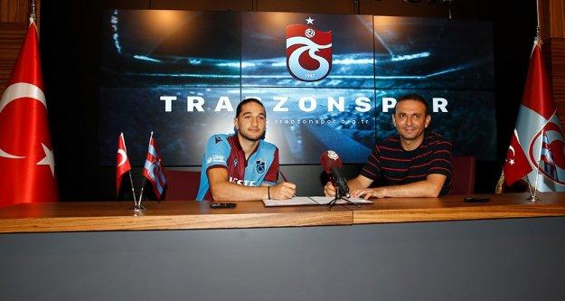 Muhammet Taha Tepe ile ön sözleşme imzalandı.