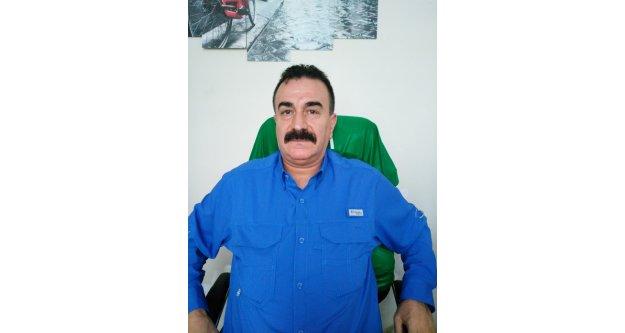 Murat Akın: Kelkit'e fabrika yapmak istiyorum…