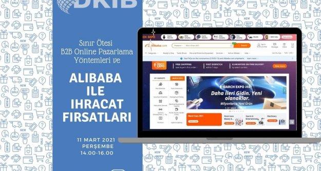 Online Pazarlama Yöntemleri ve Alibaba ile İhracat Fırsatları...