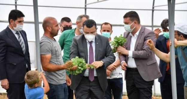 Ortahisar ilçesinde 'Ortahisar Seracıları Buluşma Günü' Etkinliği Düzenledi