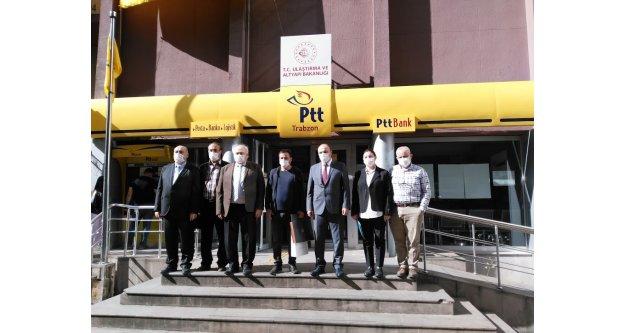 PTT AŞ. 180'inci yaşını kutluyor.