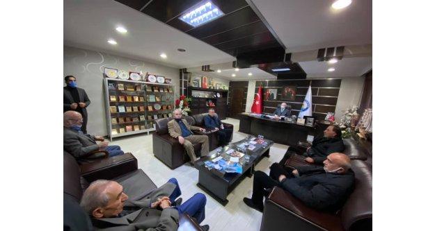 Recep Çebi, yaptığı çalışmalar hakkında bilgi verdi.