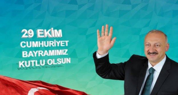 Recep Çebi'den Cumhuriyet bayramı mesajı…