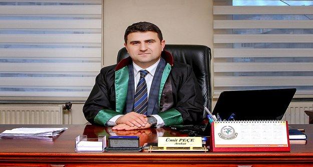 Rize Baro Başkanı: Genel kurul çağrıları birliğimize zarar veriyor