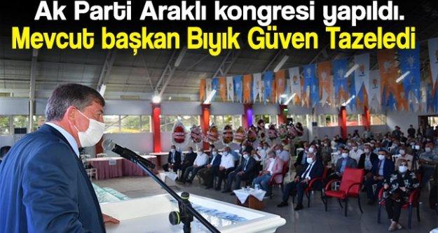 Şaban Bıyık, tek liste ile gidilen seçimde yeniden başkan oldu.