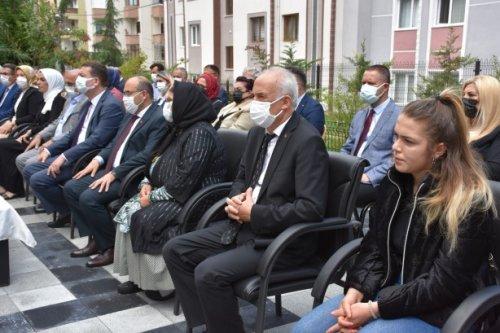 Şehit Eren Bülbül Kütüphanesi açıldı