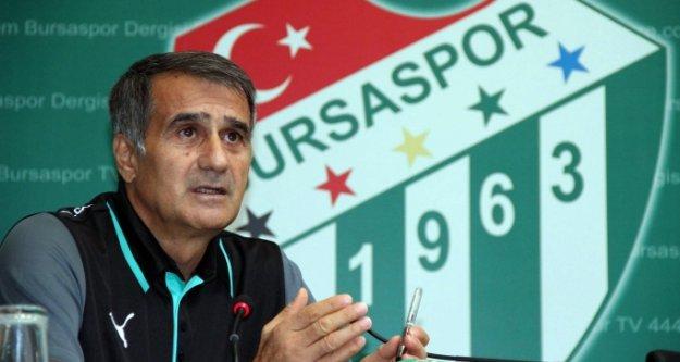 Şenol Güneş'ten Beşiktaş açıklaması
