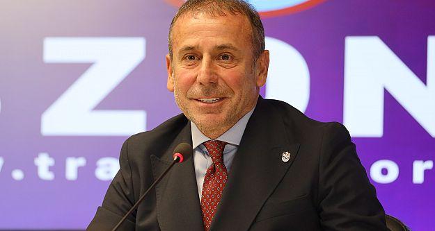 Teknik Direktör Abdullah Avcı'nın açıklamaları...