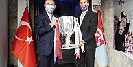 2019 – 2020 Ziraat Türkiye Kupası müzemizdeki yerini aldı