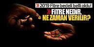 2019 Fitre bedeli belli oldu! Fitre nedir, ne zaman verilir?