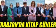 3. Trabzon Kitap Günleri Fuarı Açıldı