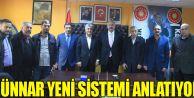 Adnan Günnar Araklı'da yeni sistemi anlattı.