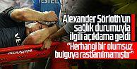 Alexander Sörloth'un sağlık durumuyla ilgili açıklama