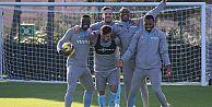 Antalyaspor maçı hazırlıklarımız devam ediyor