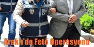 Araklı'da Fetö Operasyonu
