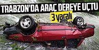 Araklı'da kaza 3 yaralı