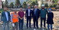Araklı'da Yeni Hükümet Konağı ve Belediye Hizmet Binasının Yapımına Başlandı...