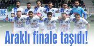 Araklı Karaderespor maçı kazanırsa 3. Lig'de...